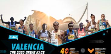 «La gran carrera de 2020» la cita en que el Maratón Valencia quiere batir sus récords.