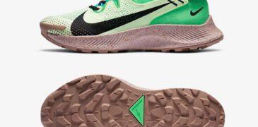Nike Pegasus Trail 2, la clásica en versión todoterreno.