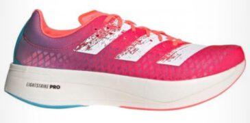 Adidas Adizero Adios Pro: La carbono de Adidas