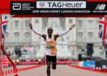 El maratón de Londres: La cita más esperada del año