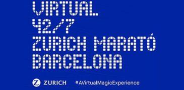 La Zurich Marató Barcelona será virtual y GRATUITA