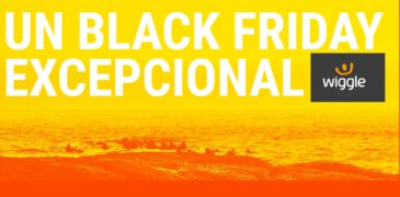 Black Friday para corredores en Wiggle