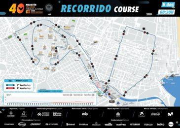 Maratón de Valencia 2020 ya tiene recorrido