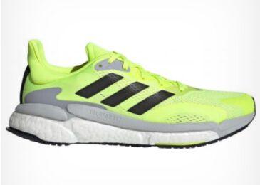Adidas Solar Boost 3: mayor impulso y estabilidad en las carreras de larga distancia
