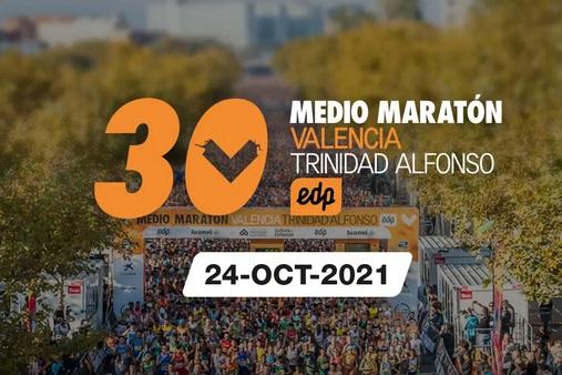 Medio Maratón de Valencia 2021