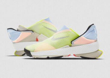 Nike crea unas zapatillas para ponértelas sin tocarlas con las manos