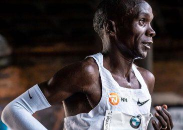Eliud Kipchoge correrá el Maratón de Hamburgo antes de los JJOO