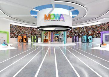Nuevo museo virtual en tres dimensiones con la historia del atletismo