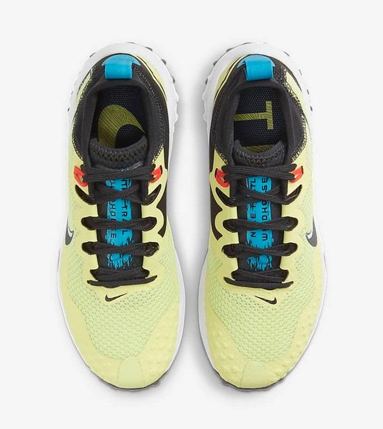 Nike Wildhorse 7 Upper