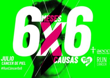 #RunCáncer6x6 Julio