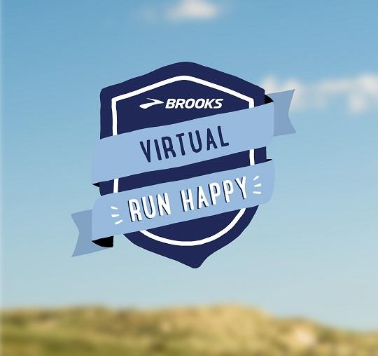 Virtual Run Happy 2021