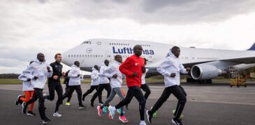 ¿Dónde ver mañana la NN Mission Marathon con Kipchoge?