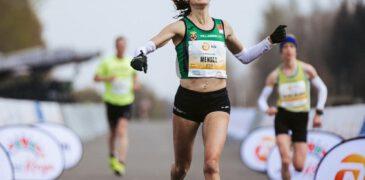 Laura Méndez segunda mejor debutante española de la historia en maratón y mínima olímpica
