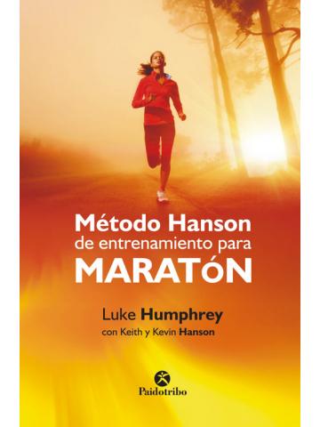 Libro Método Hanson de entrenamiento para maratón