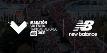 New Balance nuevo patrocinador técnico oficial del Maratón Valencia
