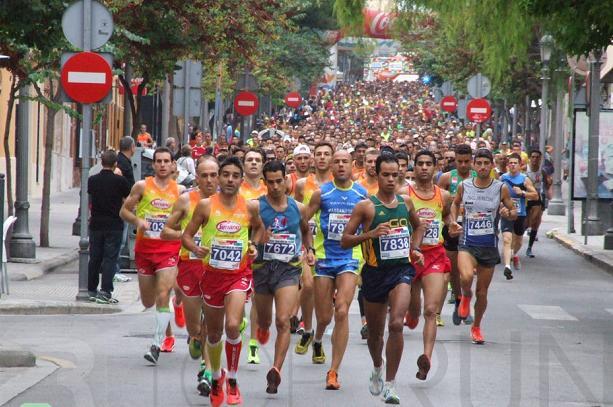 paterna Campeoanto de España de Madia Maratón 2022