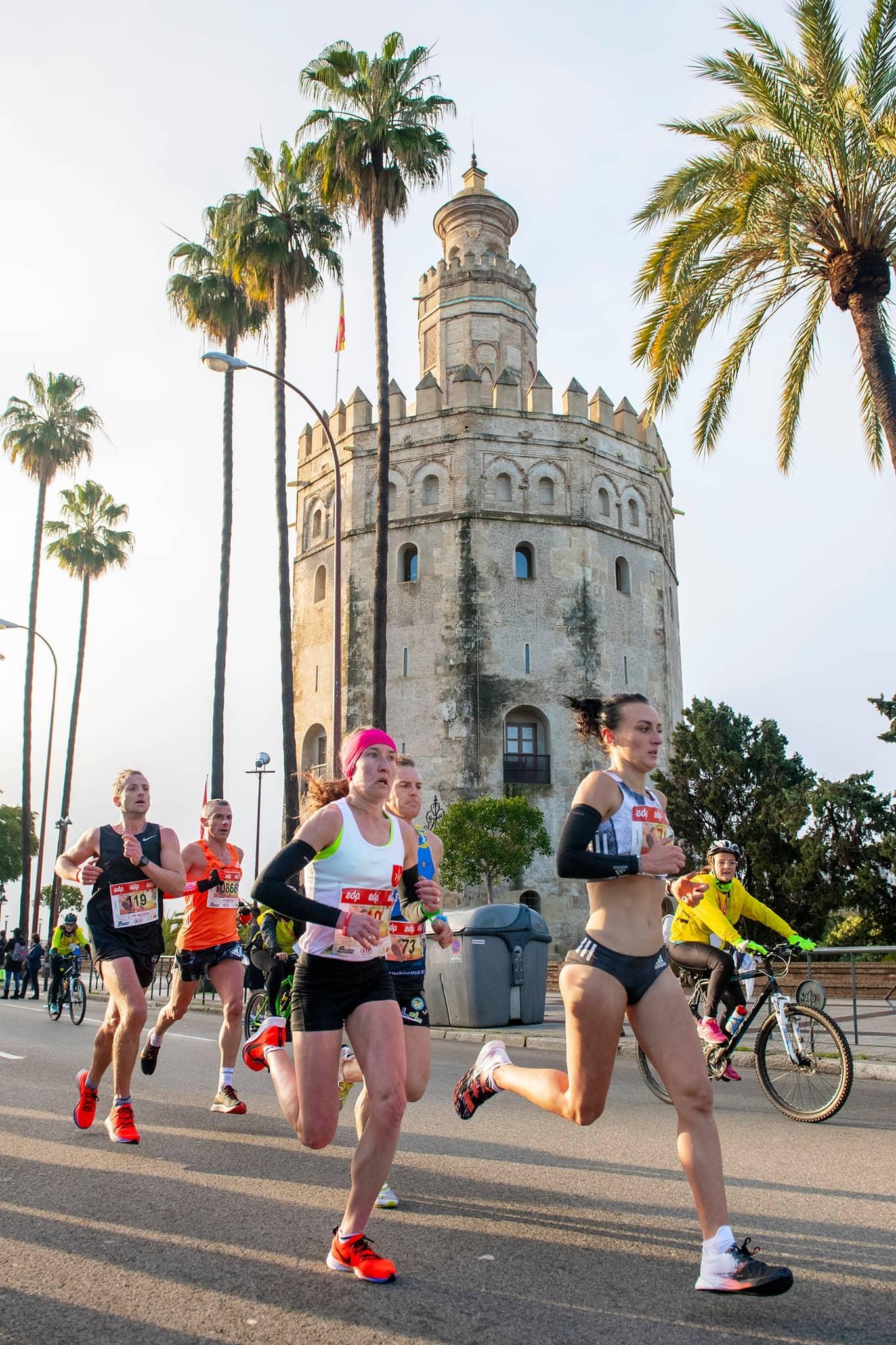 Medio Maratón Sevilla