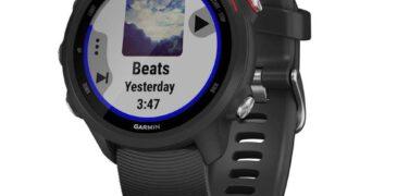 Garmin Forerunner GPS 245 Music: descripción y precios