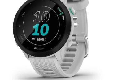 Garmin Forerunner 55 un reloj deportivo deportivo perfecto para empezar