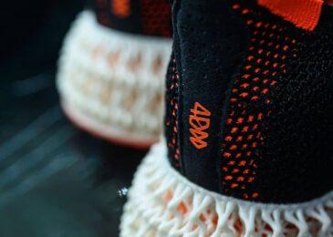 Adidas 4DFWD diseñadas en 4D para impulsarte hacia adelante