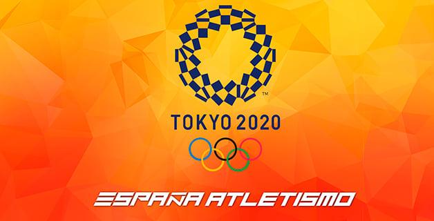 Listado atletas españoles Tokio 2021