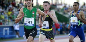 Histórico récord de España de 1500 metros