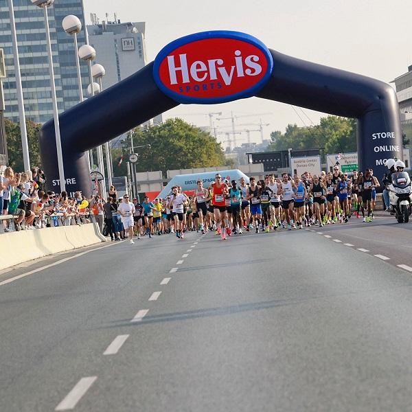 Descalificado el ganador del Maratón de Viena por correr con unas zapatillas no permitidas por World Athletics